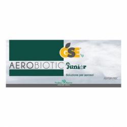 Gse aerobiotic junior, 10 fiale per aerosol-Prodeco pharma