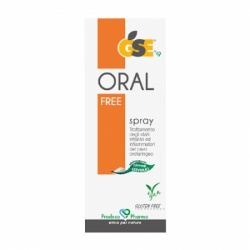 Gse oral free spray, nebulizzatore da 20 ml-Prodeco pharma
