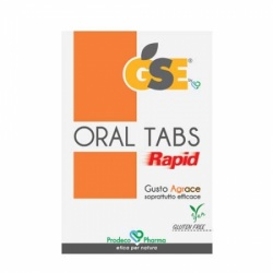 Gse oral tabs rapid, 12 compresse-Prodeco pharma