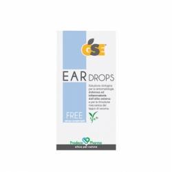 Gse ear drops free, 10 pipette richiudibili-Prodeco pharma
