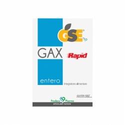 Gse entero gax rapid, 12 compresse-Prodeco pharma
