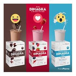 Dimagra protein, 10 buste-Promo pharma