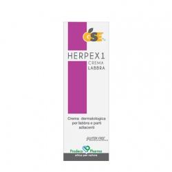 Gse herpex 1 crema labbra, tubetto da 7,5 ml-Prodeco pharma