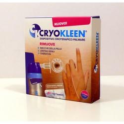 Cryokleen, dispositivo crioterapico palmare