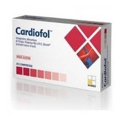 Cardiofol 30cps - amed