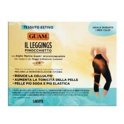 IL LEGGINGS PINOCCHIETTO GUAM taglia: 42-44 - colore: Nero