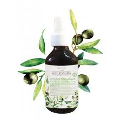 Maternatura - Lozione stimolante capelli tendenti a caduta alle foglie d'olivo. 100 ml