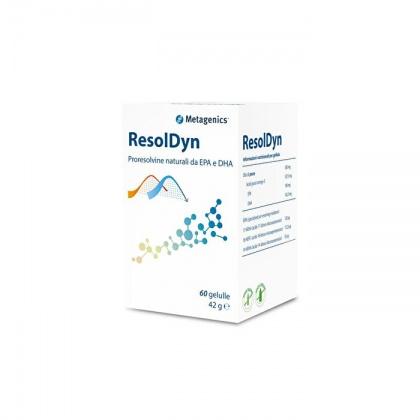 RESOLDYN metagenics 60 gellule